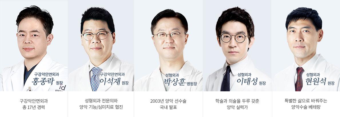 얼굴뼈 전문 협진시스템