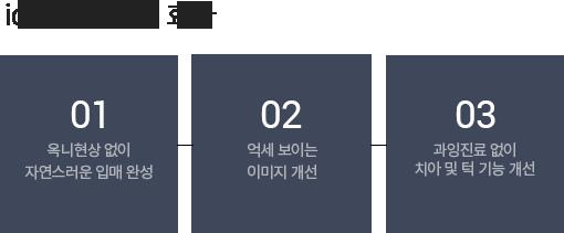 id 돌출입수술 효과