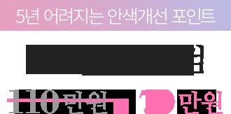 id 미니 하안검 80만원