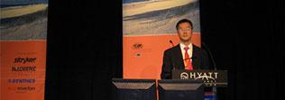 제11회 국제 두개안면성형외과 학술대회 '주걱턱의 치료와 돌출입의 심미적 치료' 발표